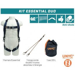 Kit anti-chute ESSENTIAL DUO