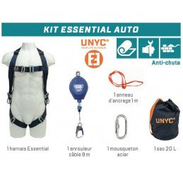 Kit anti-chute ESSENTIAL AUTO