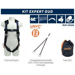 Kit anti-chute EXPERT DUO